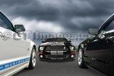 Mustang Standoff