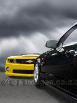 Mustang & Camaro