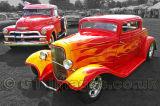Nostalgia At The Car Show