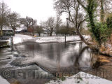 Snow at Barwick Ford