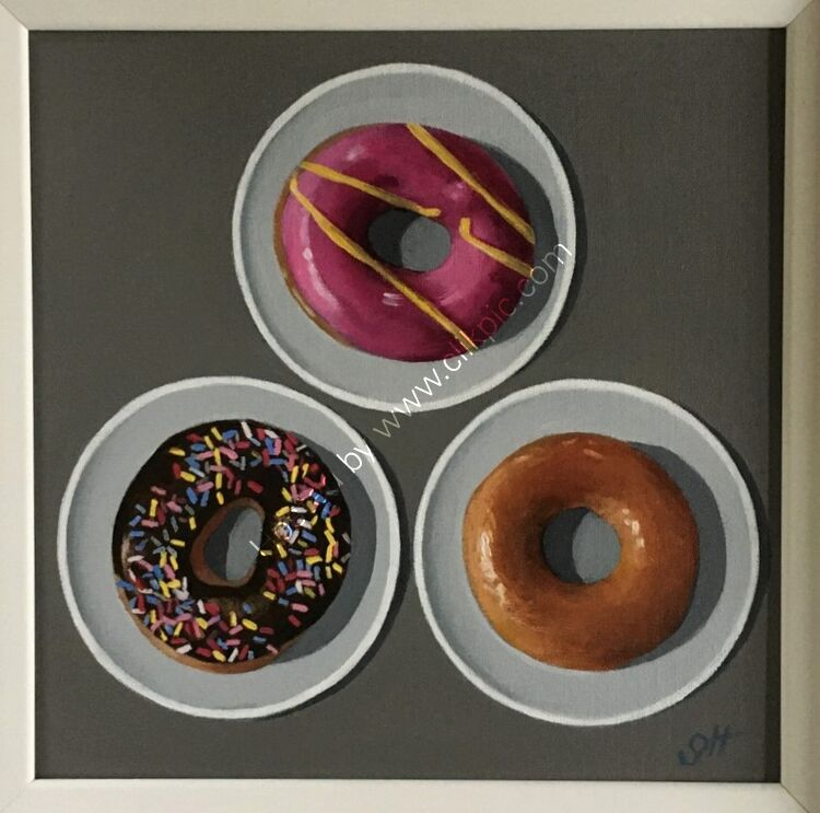 Donuts SOLD