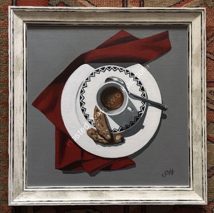 Espresso e Cantucci