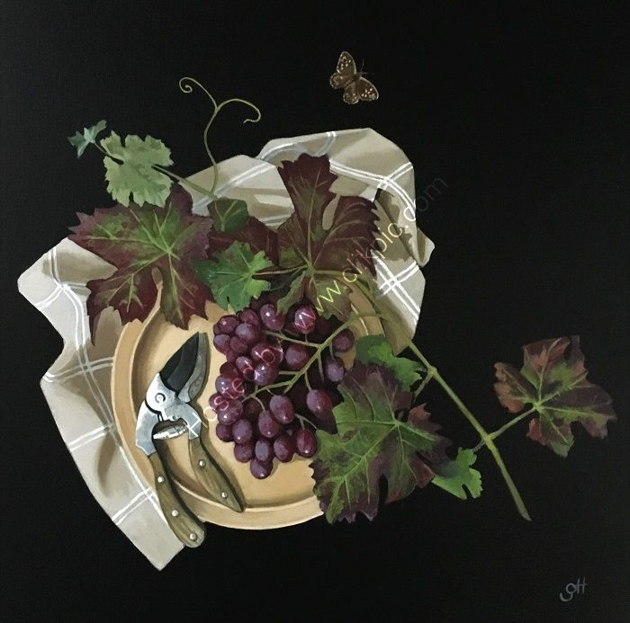 Fruit of the Vine (SOLD)