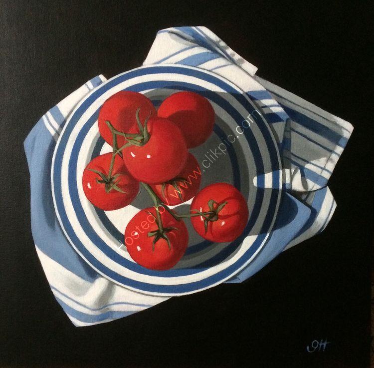 Vine Tomatoes SOLD