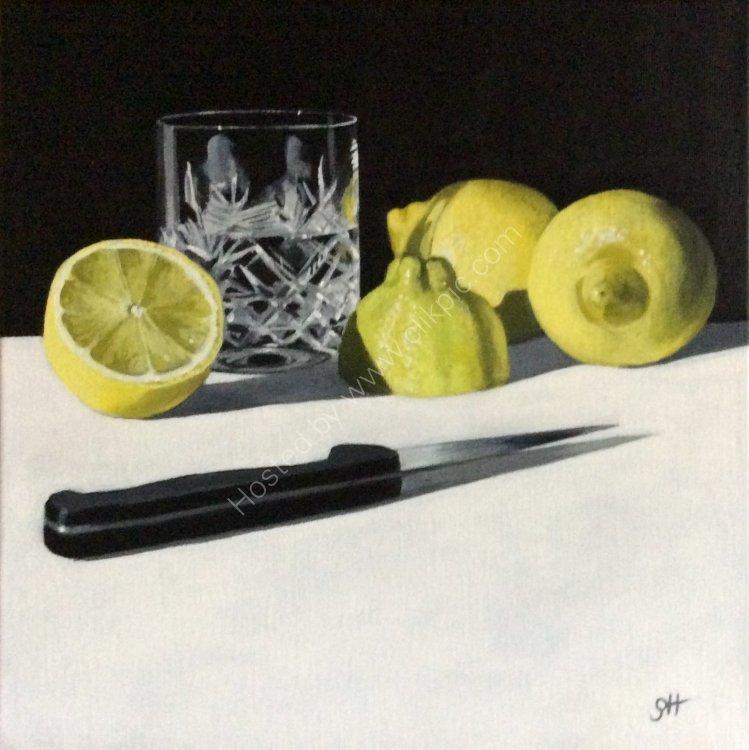 A Slice of Lemon? (SOLD)