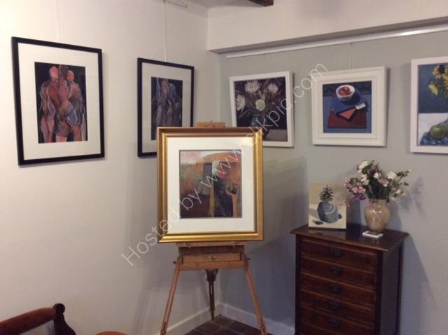 Viewing Gallery Interior