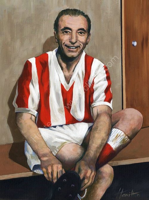 Sir Stanley Matthews (Stoke City)