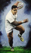 Manu Tuilagi, England Rugby