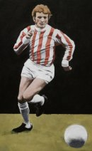 Terry Conroy, Stoke City Football Club