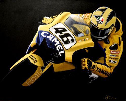Valentino Rossi, Moto GP