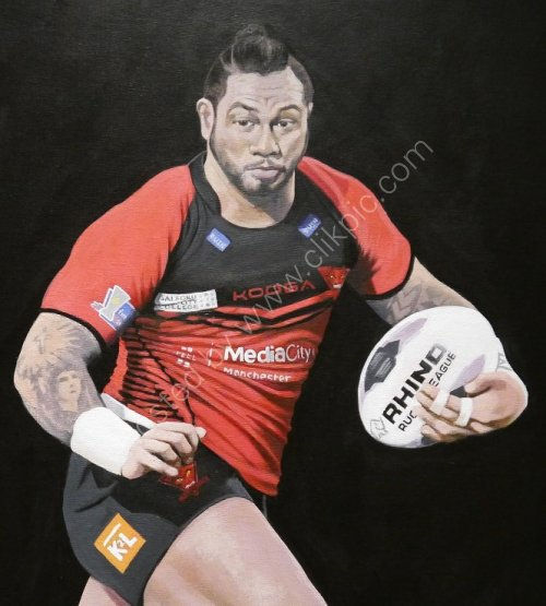 Junior S'au (Salford Red Devils)