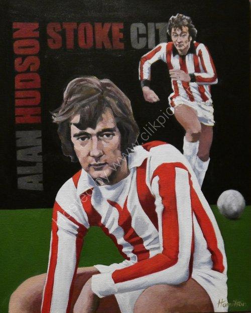 Alan Hudson (Stoke City FC)