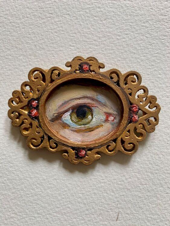 Her Gaze, The eye of Elizabeth Vigee LeBrun