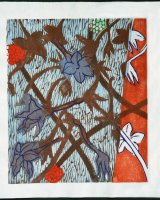 Nicotiana 4, 36 x 30 cms, 2014, edition of 6