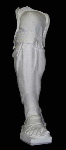 A089 Piede destro del Mosè di Michelangelo