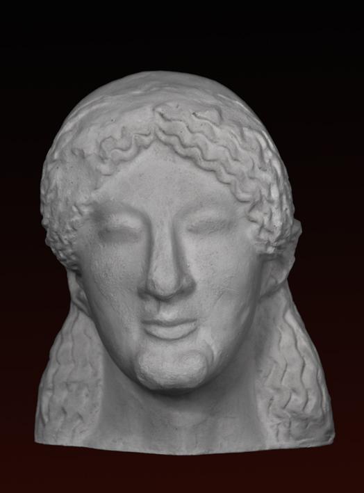 B047 Febo Kouros Arcaico