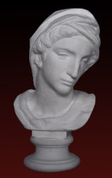 B077 Madonna Medicea - Michelangelo