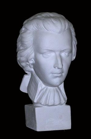 B110 Wolfgang Amadeus Mozart - Compositore e musicista austriaco