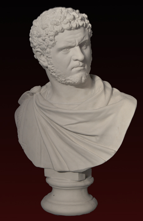 B158 Caracalla - Imperatore