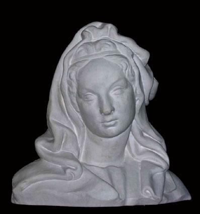 B171 Madonna - Jacopo Della Quercia