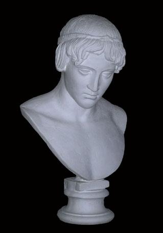 B184 Apollo dell'Omphalos -