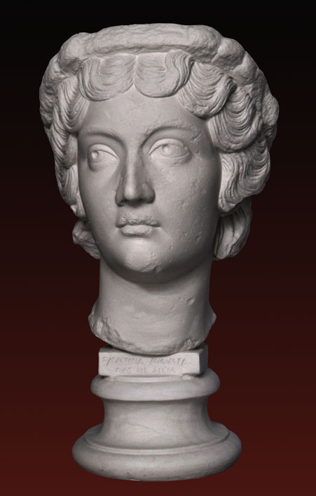 B245 Faustina Minore - Imperatrice