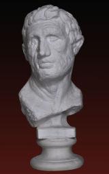 B246 Agrippa busto non finito museo Aquileia