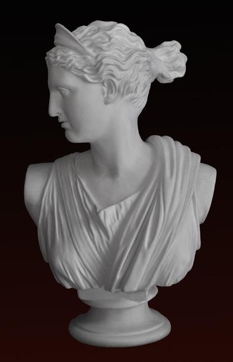 B152 Diana Cacciatrice - Louvre