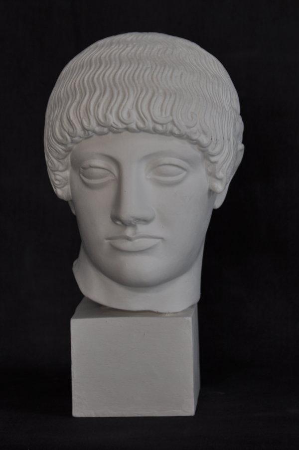B129 Efebo Biondo Atene
