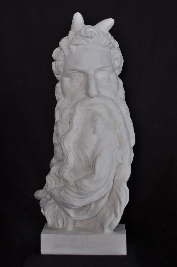 M054 Mosè -- Michelangelo