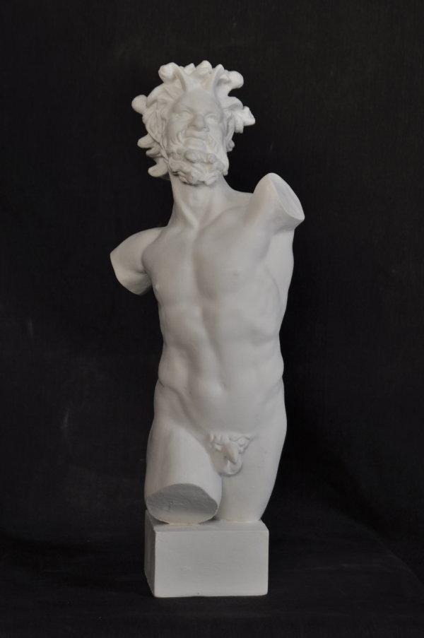 S039 Fauno Pompeiano Museo Arch. Napoli