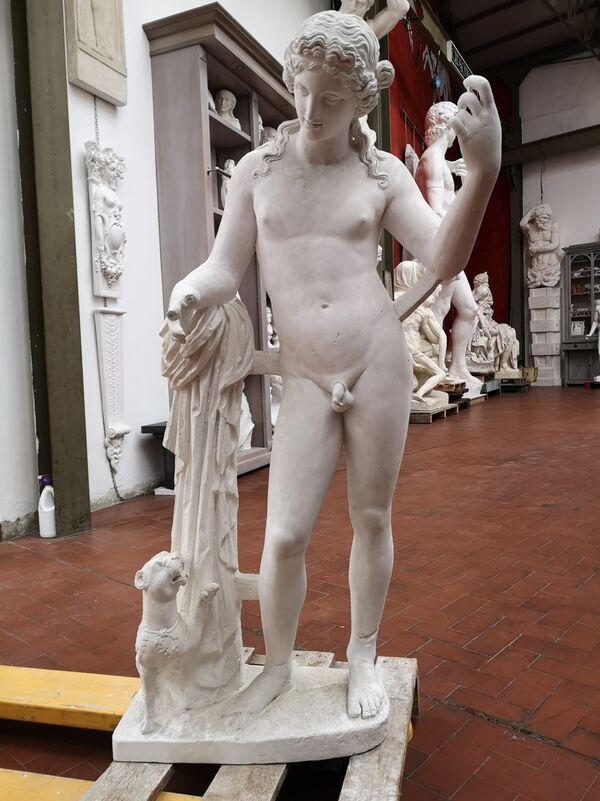 Dioniso con Pantera