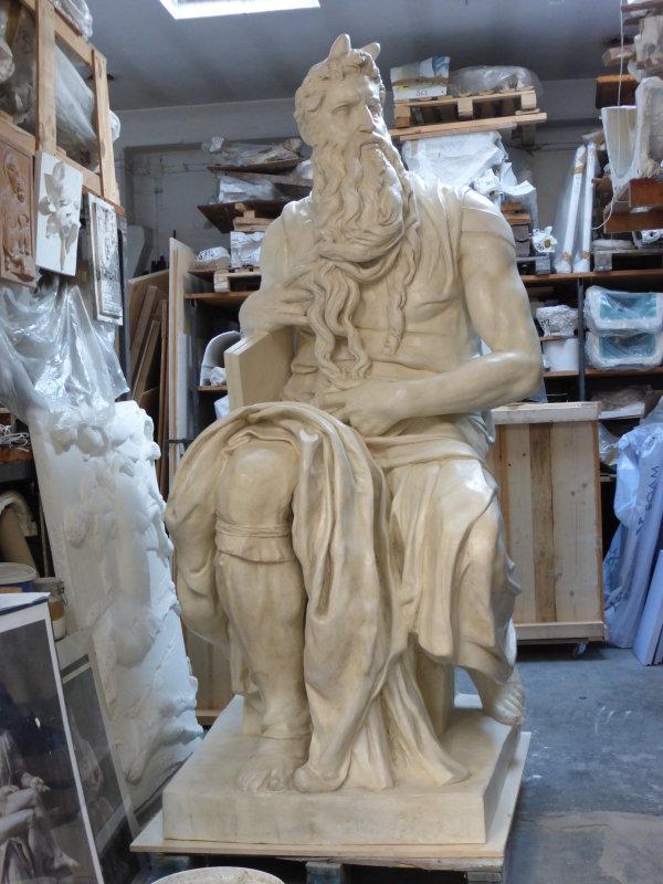 S202 Mosè Michelangelo San Pietro in Vincoli Roma