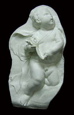 R006 Putto fiammingo