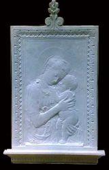 R047  Madonna con bambino