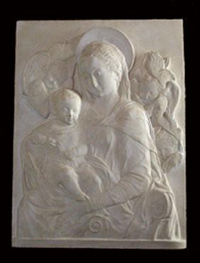 R068 Madonna del Rossellino