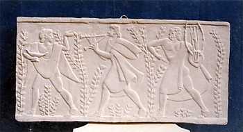 R153 Suonatori greci