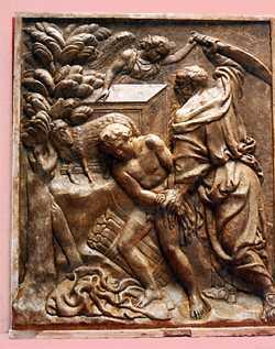 R190    Sacrificio di Isacco