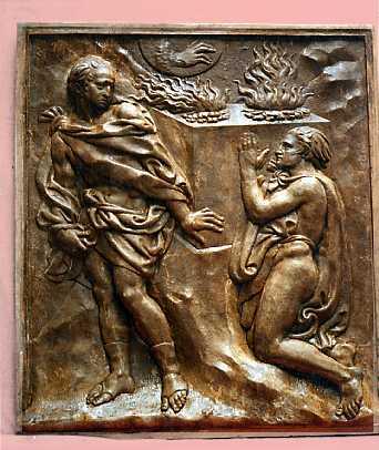 R193 IL sacrificio di Caino e Abele