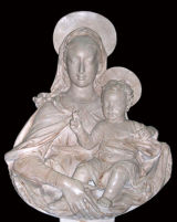 R264      Madonna altorilievo