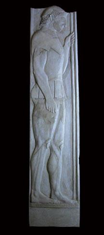 R347 Stele di Aristion