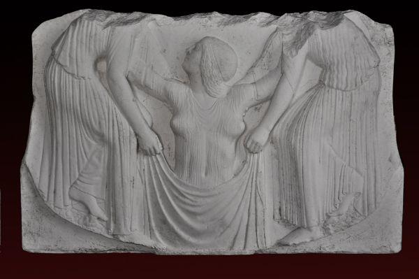 R431 Nascita di Venere-Trono Ludovisi