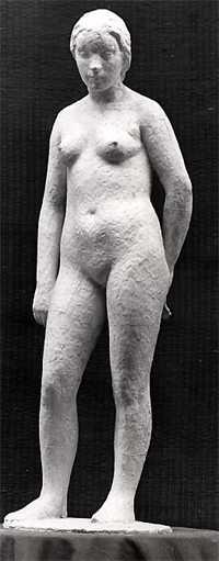 S022 Nudo femminile