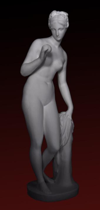 S044     Venere con pomo