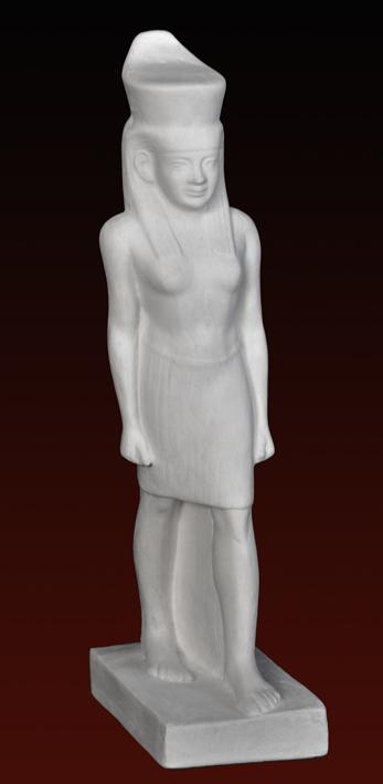 S046 Faraone in piedi