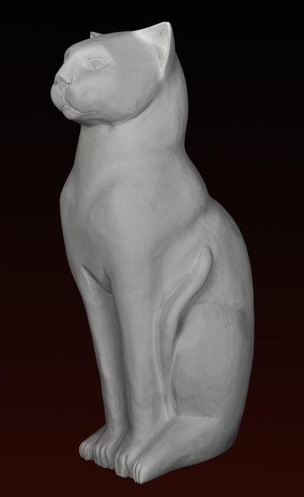 S077 Gatto egizio