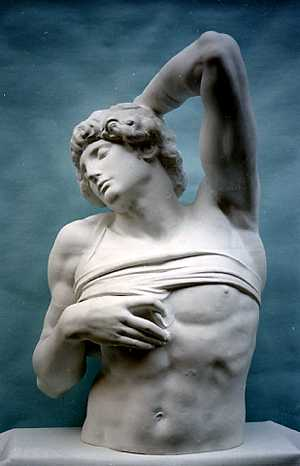 S089 Schiavo morente - Michelangelo
