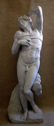 S095 Schiavo morente Michelangelo
