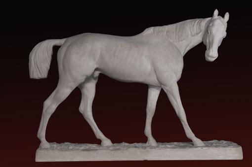 S099 Cavallo purosangue 1800