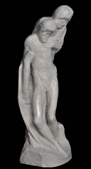 S105 Pietà Rondanini - Michelangelo Buonarroti